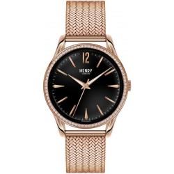 Buy Henry London Ladies Watch Richmond HL39-SM-0030 Quartz