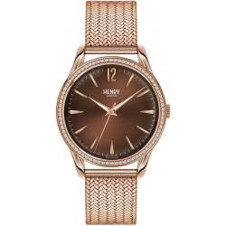 Buy Henry London Ladies Watch Harrow HL39-SM-0124 Quartz