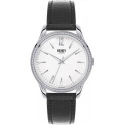 Buy Henry London Ladies Watch Edgware HL39-SS-0019 Quartz