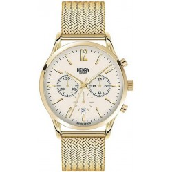 Buy Henry London Unisex Watch Westminster HL41-CM-0020 Quartz Chronograph