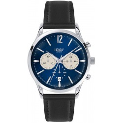 Henry London Men's Watch Knightsbridge HL41-CS-0039 Quartz Chronograph