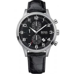 Buy Hugo Boss Men's Watch Aeroliner 1512448 Quartz Chronograph