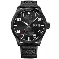 Hugo Boss Men's Watch Aeroliner 1513083 Quartz Multifunction