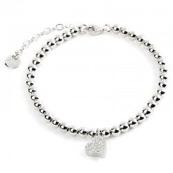 Buy Jack & Co Ladies Bracelet Classic Sparkling JCB0790 Heart