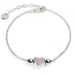 Buy Jack & Co Ladies Bracelet Classic Color JCB0884 Heart
