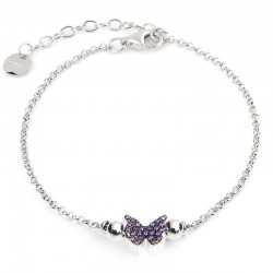 Buy Jack & Co Ladies Bracelet Classic Color JCB0886 Butterfly