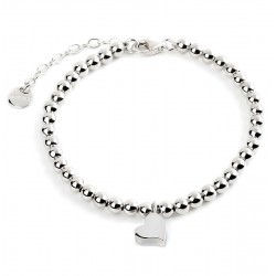 Buy Jack & Co Ladies Bracelet Classic Basic JCB0920 Heart