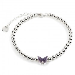 Buy Jack & Co Ladies Bracelet Classic Color JCB0933 Butterfly