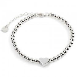 Buy Jack & Co Ladies Bracelet Classic Basic JCB0936 Heart