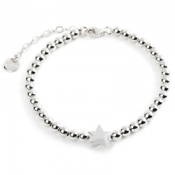 Buy Jack & Co Ladies Bracelet Classic Basic JCB0938 Star