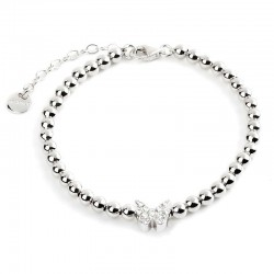 Buy Jack & Co Ladies Bracelet Classic Sparkling JCB0942 Butterfly
