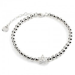 Buy Jack & Co Ladies Bracelet Classic Sparkling JCB0943 Star