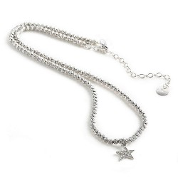 Buy Jack & Co Ladies Necklace Night & Day JCN0441