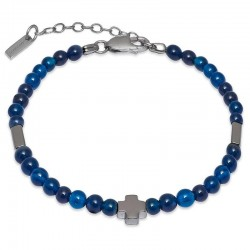 Buy Jack & Co Men's Bracelet Cross-Over JUB0004