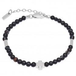 Buy Jack & Co Men's Bracelet Cross-Over JUB0006