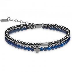 Buy Jack & Co Men's Bracelet Cross-Over JUB0010