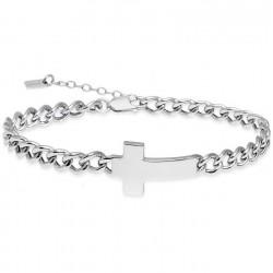 Buy Jack & Co Men's Bracelet Cross-Over JUB0013