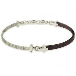Buy Jack & Co Men's Bracelet Cross-Over JUB0025