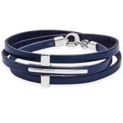 Buy Jack & Co Men's Bracelet Cross-Over JUB0037