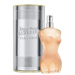 Jean Paul Gaultier Classique Perfume for Women Eau de Toilette EDT Vapo 100 ml