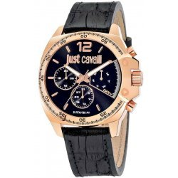 Buy Just Cavalli Men's Watch Just Escape R7251213001 Chronograph
