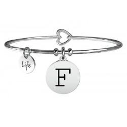 Kidult Ladies Bracelet Symbols Letter F 231555F