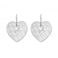 Buy Liu Jo Luxury Ladies Earrings Trama LJ905