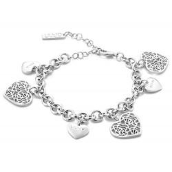 Buy Liu Jo Luxury Ladies Bracelet Trama LJ908 Heart