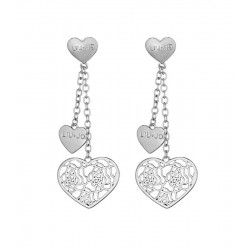Buy Liu Jo Luxury Ladies Earrings Trama LJ909