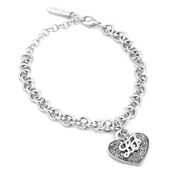 Liu Jo Luxury Ladies Bracelet Illumina LJ918 Heart