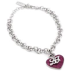 Buy Liu Jo Luxury Ladies Bracelet Illumina LJ923 Heart