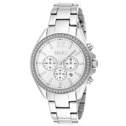 Liu Jo Luxury Ladies Watch Première TLJ1036 Chronograph