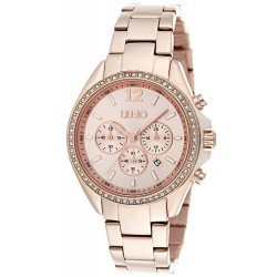 Liu Jo Luxury Ladies Watch Première TLJ1040 Chronograph