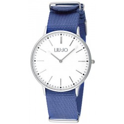 Buy Liu Jo Luxury Men's Watch Navy TLJ1041