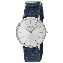 Buy Liu Jo Luxury Men's Watch Navy TLJ1043