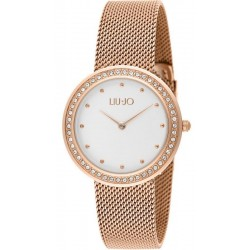 Buy Liu Jo Ladies Watch Round TLJ1194A