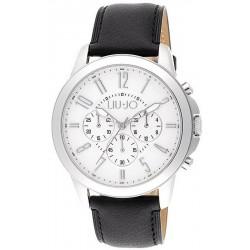 Buy Liu Jo Luxury Men's Watch Jet TLJ824 Chronograph