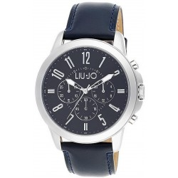 Buy Liu Jo Luxury Men's Watch Jet TLJ825 Chronograph