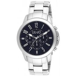 Buy Liu Jo Luxury Men's Watch Jet TLJ829 Chronograph