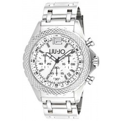 Buy Liu Jo Luxury Men's Watch Derby TLJ833 Chronograph