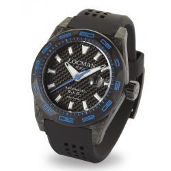 Locman Men's Watch Stealth 300MT Automatic 0216V3-CBCBNKBS2K