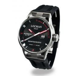 Buy Locman Men's Watch Montecristo Automatic 051100BKFRD0GOK