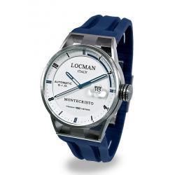 Buy Locman Men's Watch Montecristo Automatic 051100WHFBL0GOB