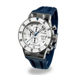 Buy Locman Men's Watch Montecristo Professional Diver Chronograph 051200WBWHNKSIB