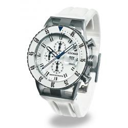 Buy Locman Men's Watch Montecristo Professional Chronograph 051200WBWHNKSIW