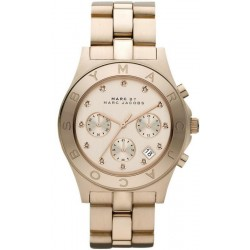 Buy Marc Jacobs Ladies Watch Blade MBM3102 Chronograph