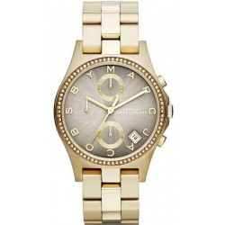 Marc Jacobs Ladies Watch Henry MBM3298 Chronograph