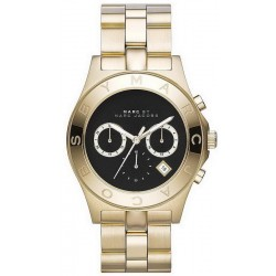 Buy Marc Jacobs Ladies Watch Blade MBM3309 Chronograph