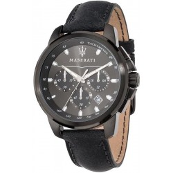 Buy Maserati Men's Watch Successo R8871621002 Quartz Chronograph