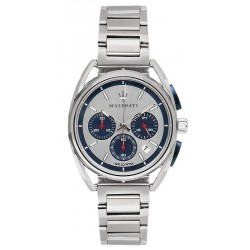 Buy Maserati Men's Watch Ricordo R8873632001 Quartz Chronograph